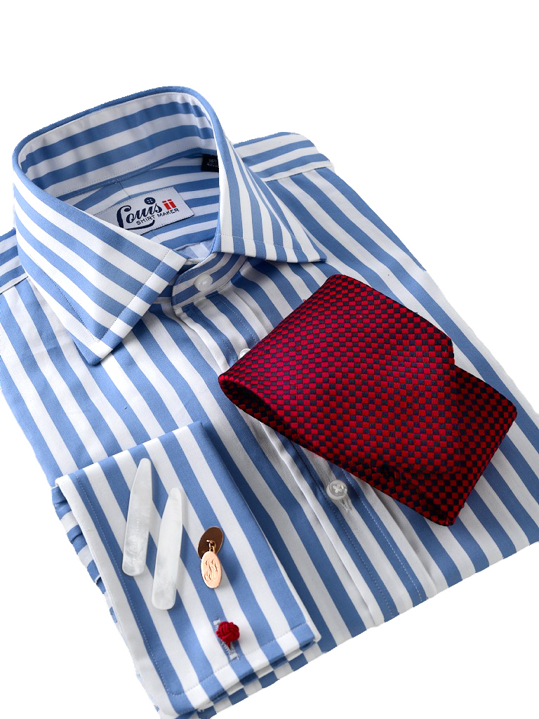 butcher stripe shirt