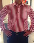 Louis ii Shirts red stripes